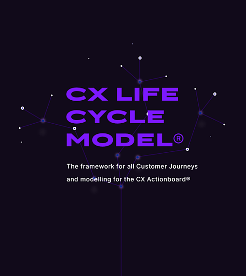 CX Life Cycle Model E-book